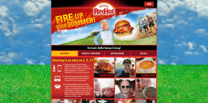 Frank's RedHot Fire Up Your Summer Photo Contest