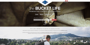 Gray Line's The Bucket Life Nomination Contest & Sweepstakes