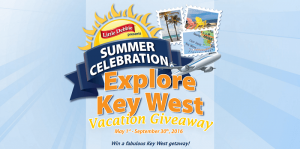 Little Debbie Key West Vacation Giveaway
