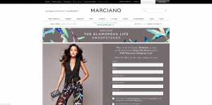 Marciano The Glamorous Life Sweepstakes