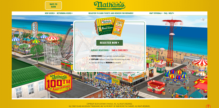 NathansTicketToFun.com - Nathan's Ticket To Fun Promotion