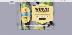 Prairie Spring Summer Text to Win Sweepstakes
