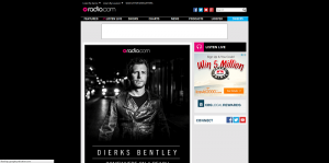 Radio.com Dierks Bentley Somewhere on a Beach Sweepstakes