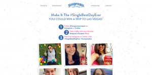 Seagram's Escapes #SingleBestDayEver Sweepstakes