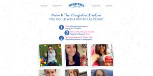 Seagram's Escapes #SingleBestDayEver Sweepstakes