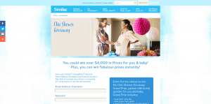 Chic Shower Giveaway by Similac StrongMoms