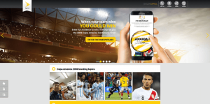 Sprint Copa America Sweepstakes