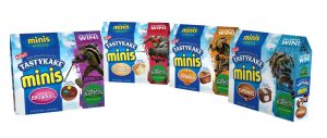 Tastykake TMNT 2 Sweepstakes packaging