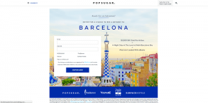 POPSUGAR Win a Trip to Barcelona Sweepstakes
