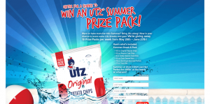 getutz.com/summerofutz - UTZ Summer 2016