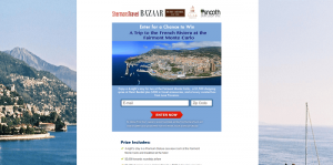 ShermansTravel Win a Trip to the French Riviera Sweepstakes