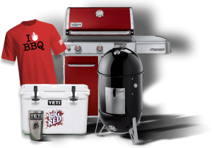 big red bbq prizes