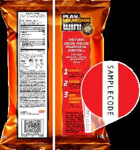 doritos mix bag code