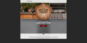 Beringer Great Steak Challenge Sweepstakes