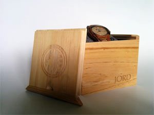jord review open box