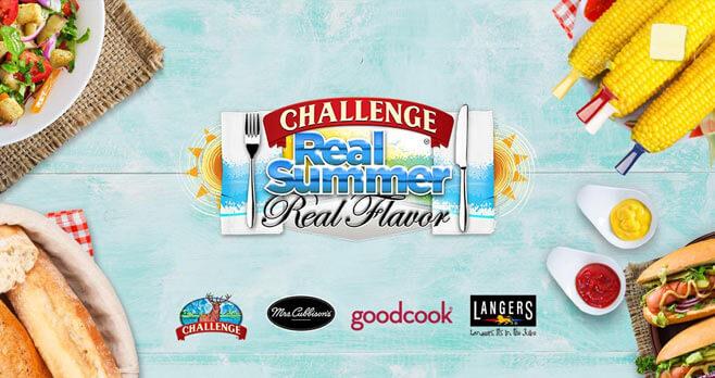 Challenge Real Summer Real Flavor Sweepstakes 2017 (RealSummerRealFlavor.com)
