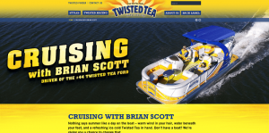 Twisted Tea Motorboatin' and Floatin' Sweepstakes