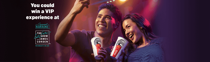 Coke.com/McDonaldsKaraoke - Coke And McDonald's Karaoke Sweepstakes