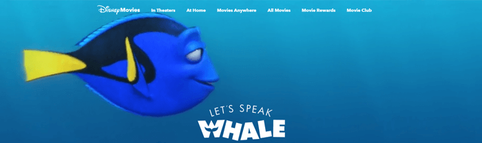 Disney.com/WhaleSpeakSweeps - Disney Let's Speak Whale Sweepstakes