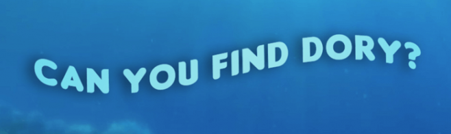 EllenTV.com/FindDory - EllenTV Can You Find Dory Contest