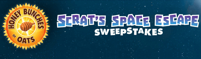 SpaceEscapeSweepstakes.com - Scrat's Space Escape Sweepstakes