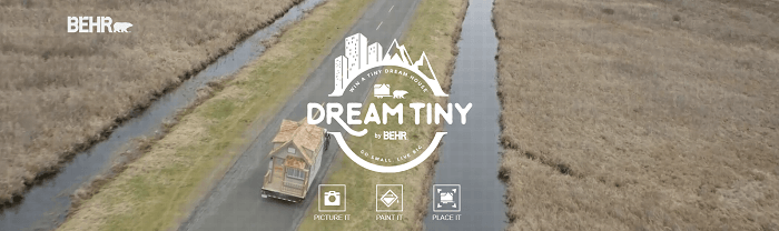 BehrDreamTiny.com - BEHR Dream Tiny Sweepstakes