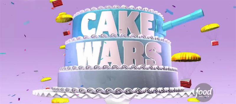 Food Network Cake Wars Sweepstakes