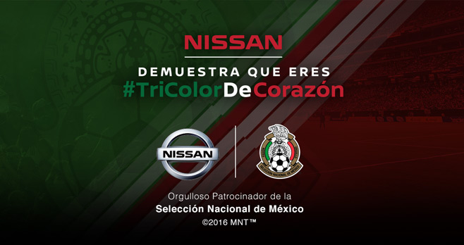 Nissan MNT Sweepstakes 2017 (TricolorDeCorazon.com)