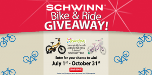 Little Debbie Schwinn Monthly Giveaways
