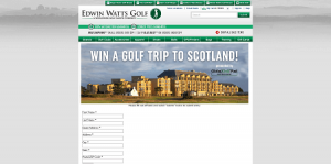 Golf's Digest Scotland Giveaway