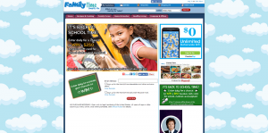 FamilyTime Back to School Sweepstakes