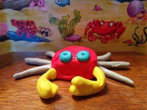 fimo_crab