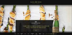 Gloria Ferrer Glorious Bites Appetizer Challenge Contest