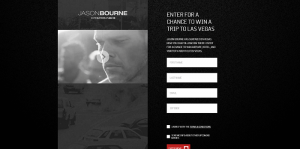 Jason Bourne Sweepstakes