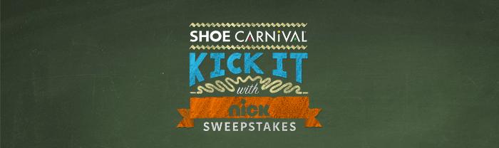 KickItWithNick.com - Kick It With Nick Sweepstakes