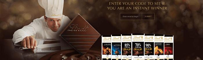 LindtUSA.com/Excellence: Lindt EXCELLENCE Summer Promotion 2016