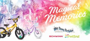 SCHWINN Magical Memories Giveaway