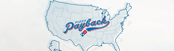 Domino's pizzapayback Sweepstakes