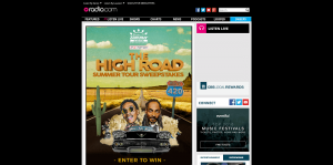 Radio.com Summer Music Sweepstakes