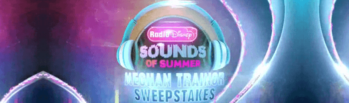 Radio Disney Sounds Of Summer Meghan Trainor Sweepstakes