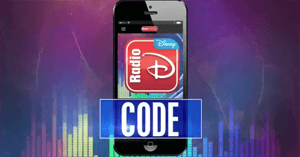 radio disney codeword app