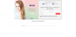 Refinery29 + Pixi by Petra Sweepstakes
