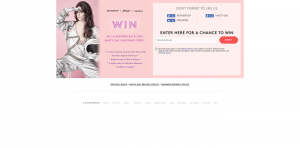 Refinery29 + Nasty Gal Sweepstakes