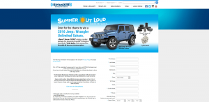 SiriusXM Summer Out Loud Sweepstakes