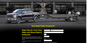 Banded The Greatest Outdoor Giveaway Ever Sweepstakes
