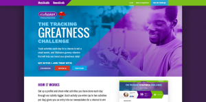 Vitafusion Tracking Greatness Challenge Sweepstakes
