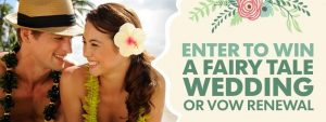 USAToday Gannett Hawaii Wedding Sweepstakes