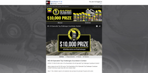 WD-40 Specialist Top Challenges Countdown Contest