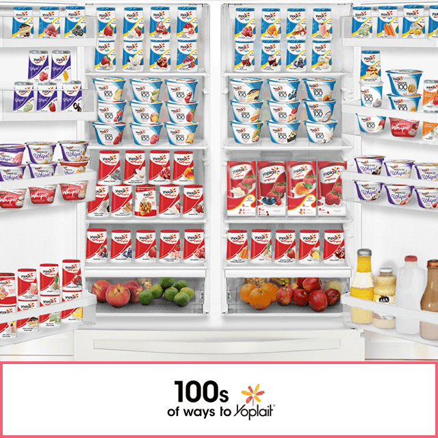 yoplait 100ways
