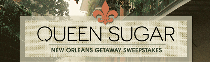 Oprah.com/QueenSugarSweeps - Oprah Queen Sugar New Orleans Getaway Sweepstakes 2016